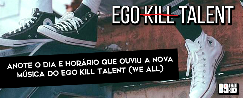 Concurso Cultural Ego Kill Talent – Converse – Altai
