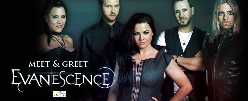 Meet & Greet Evanescence
