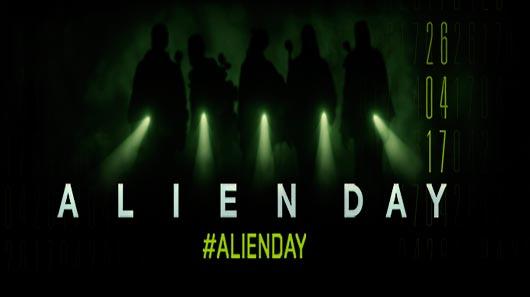 São Paulo se prepara para receber o Alien Day