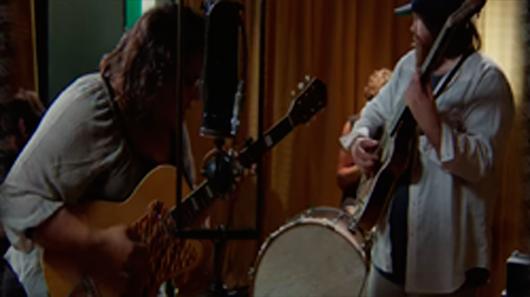 Alabama Shakes grava com equipamentos dos anos 20 em estúdio de Jack White
