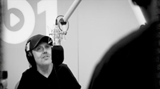 Lars Ulrich apresentará programa de rádio online