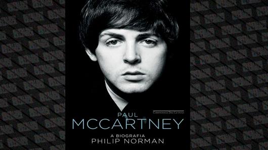 Biografia de Paul McCartney chega às livrarias no dia 2 de junho