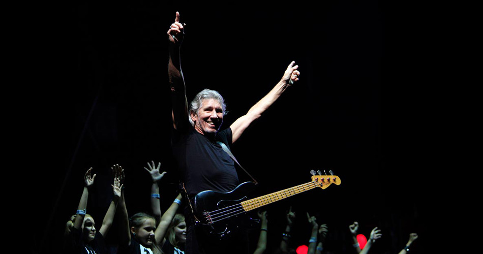 "Roger Waters libera novo single. Ouça ""Déjà Vu"""