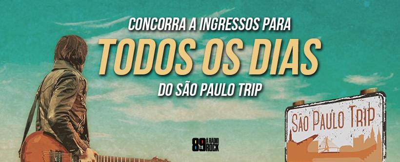 """""""Todos os Dias do São Paulo Trip"""" com a 89"""