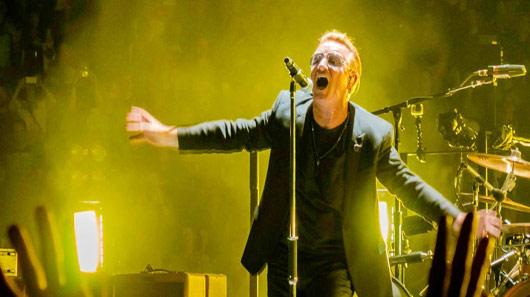 "U2 disponibiliza versão acústica de ""You're the Best Thing About Me"""
