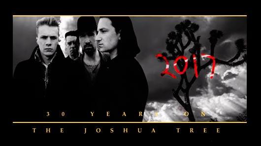 """U2 inicia hoje a turnê de 30 anos do """"The Joshua Tree"""". Ouça trecho de ensaio da banda"""