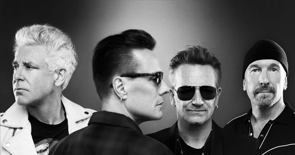 "U2 disponibiliza faixa inédita ""Get Out Of Your Own Way"""