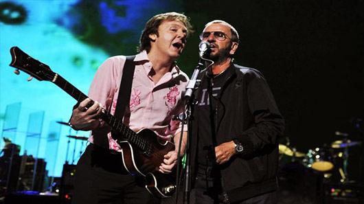 Ringo Starr libera audição de música inédita com Paul McCartney