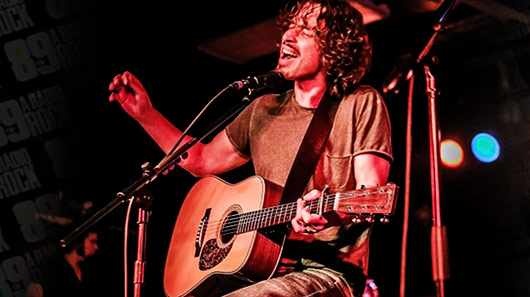 "Ouça gravação inédita de Chris Cornell: ""You Never Knew My Mind"""