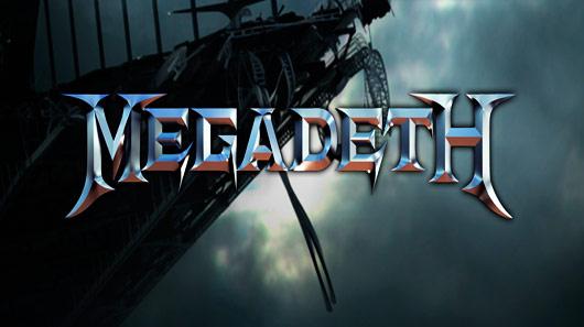 Megadeth confirma shows no Brasil