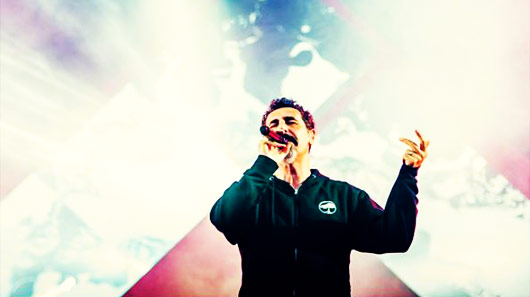 Serj Tankian, do System Of A Down, participa de novo clipe do O.R.K.