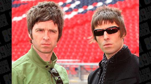 Liam Gallagher afirma que seu irmão Noel vai processá-lo, se cenas do Oasis aparecerem em seu documentário