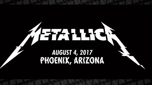 """Metallica TV libera vídeo ao vivo de """"Halo On Fire"""""""