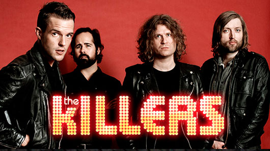 The Killers anuncia live no Instagram