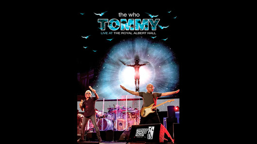 "The Who anuncia lançamento de ""Tommy – Live at the Royal Albert Hall"""