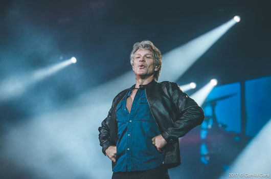 Confirmado! Bon Jovi passa a integrar line-up do Rock in Rio 2019