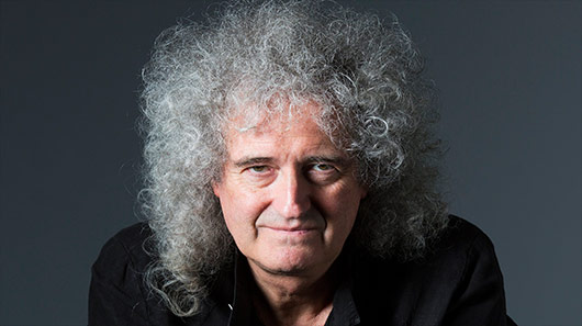 Brian May, do Queen, defende veganismo contra a pandemia de COVID-19