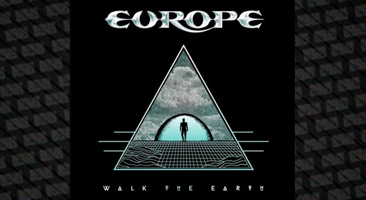 "Europe libera faixa título do novo disco ""Walk The Earth"""