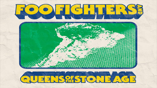 Foo Fighters anuncia shows no Brasil com Queens Of The Stone Age
