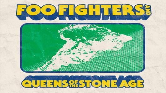 Aberta mais uma data para Foo Fighters e Queens Of The Stone Age em SP