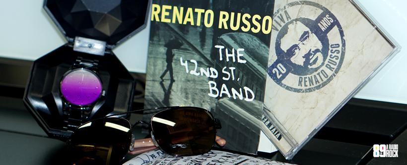 Concurso Cultural itens da Coleção Renato Russo