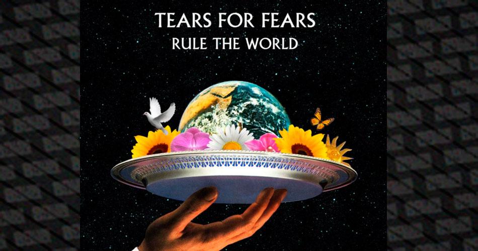 Tears for Fears libera audição de nova coletânea com duas faixas inéditas