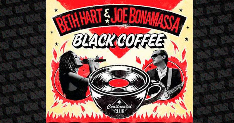Beth Hart e Joe Bonamassa anunciam mais um álbum em parceria