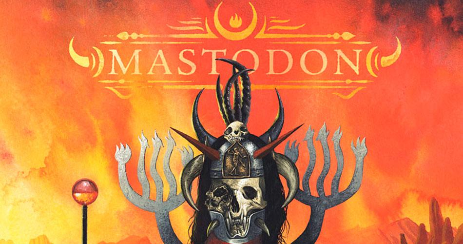 "Mastodon libera documentário sobre bastidores de ""Emperor of Sand"""