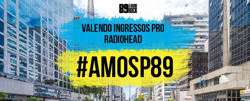Concurso Cultural #AmoSP89