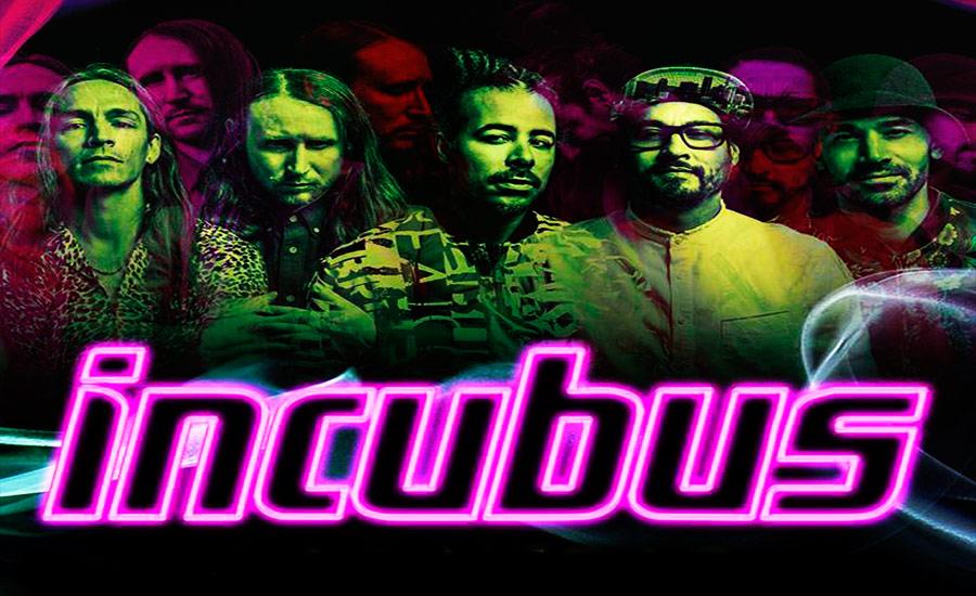 Incubus mostra sua energia no palco em novo videoclipe