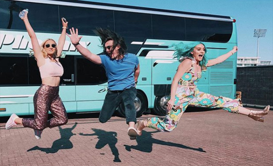 "Sheppard lança vídeo para 'Coming Home"", hit do verão australiano"