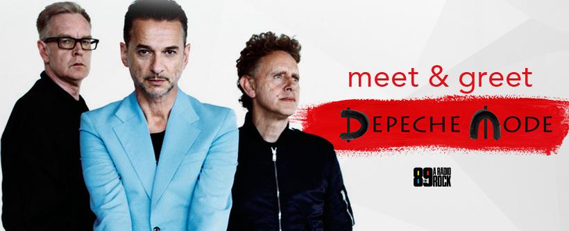 Encontro com Depeche Mode