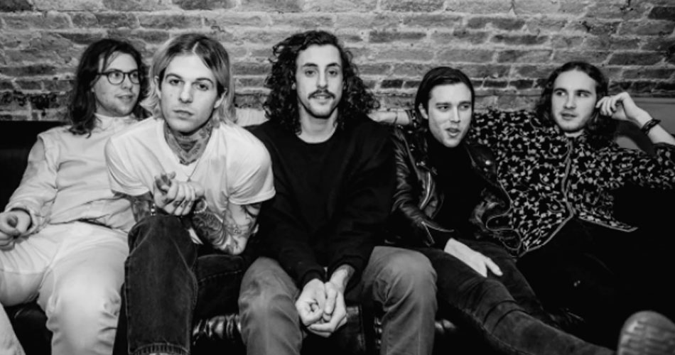 "Ouça: The Neighbourhood lança ""Nervous"""