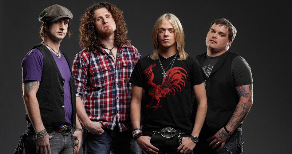 Ouça música nova do Black Stone Cherry