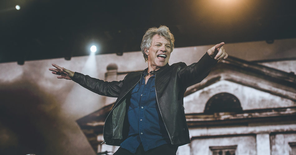 Bon Jovi disponibiliza clipe de novo single