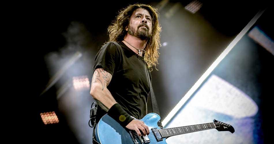 Foo Fighters no Allianz Parque