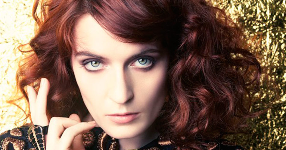 Veja performance de Florence + The Machine para TV americana