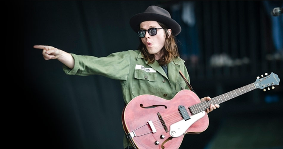 "James Bay libera novo single: ""Pink Lemonade"""