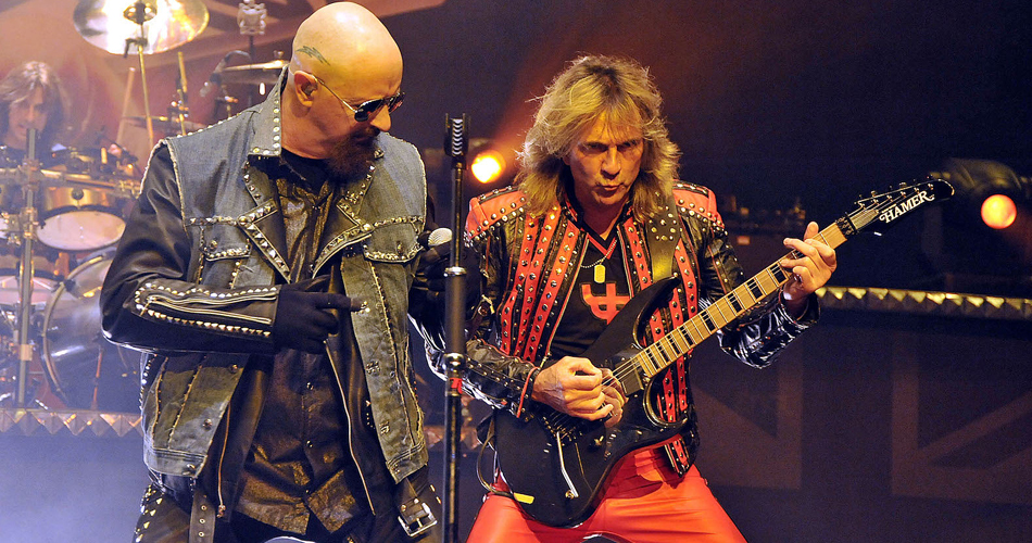"""Never The Heroes"", ouça novo single do Judas Priest"
