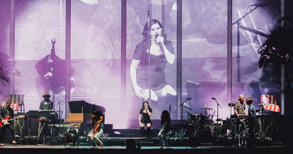 Lana Del Rey, Imagine Dragons e The Killers são as atrações do Lollapalooza mais comentadas no Twitter