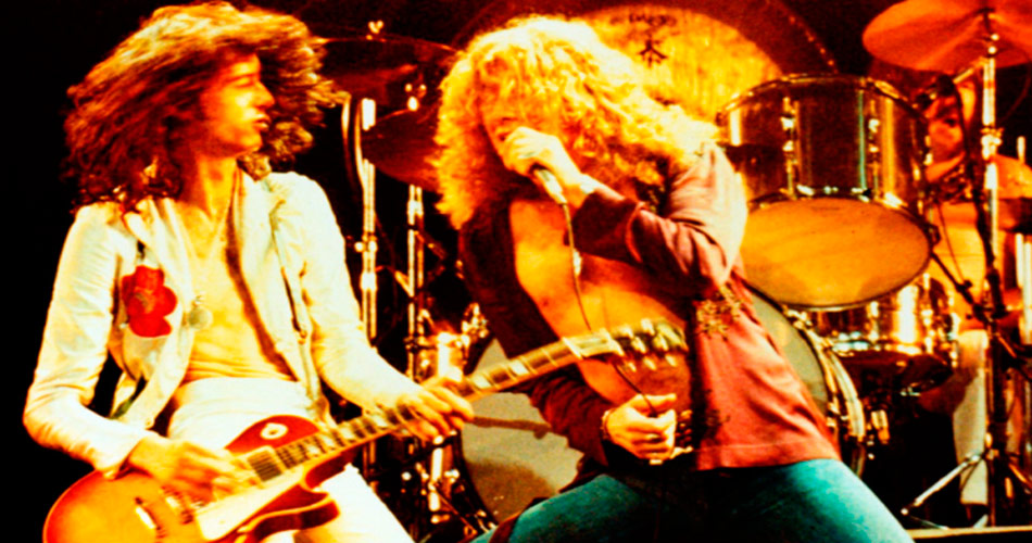 Documentário celebrá 50 anos do Led Zeppelin