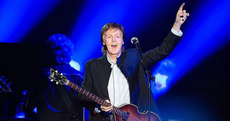 Paul McCartney anuncia novo álbum e libera duas novas músicas
