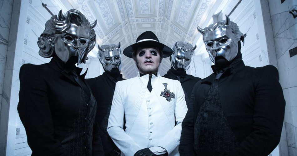 "Ghost anuncia novo álbum, ""Prequelle"". Veja clipe do 1º single"