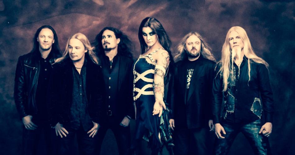 Nightwish confirma show único no Brasil