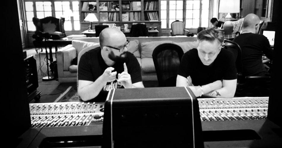 Novo álbum! Rammstein divulga fotos trabalhando em estúdio