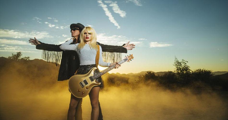 Richie Sambora e Orianthi anunciam lançamento de seu 1º álbum