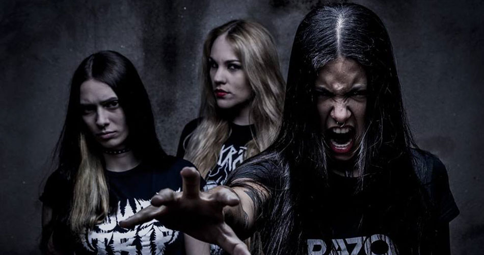 "Nervosa: assista ao videoclipe de ""Kill The Silence"""