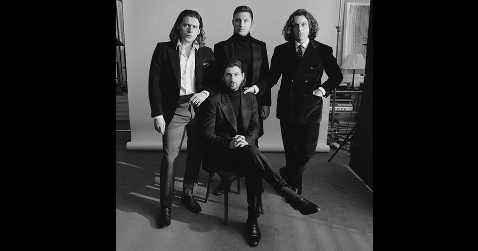 Arctic Monkeys anuncia show beneficente no Royal Albert Hall em Londres