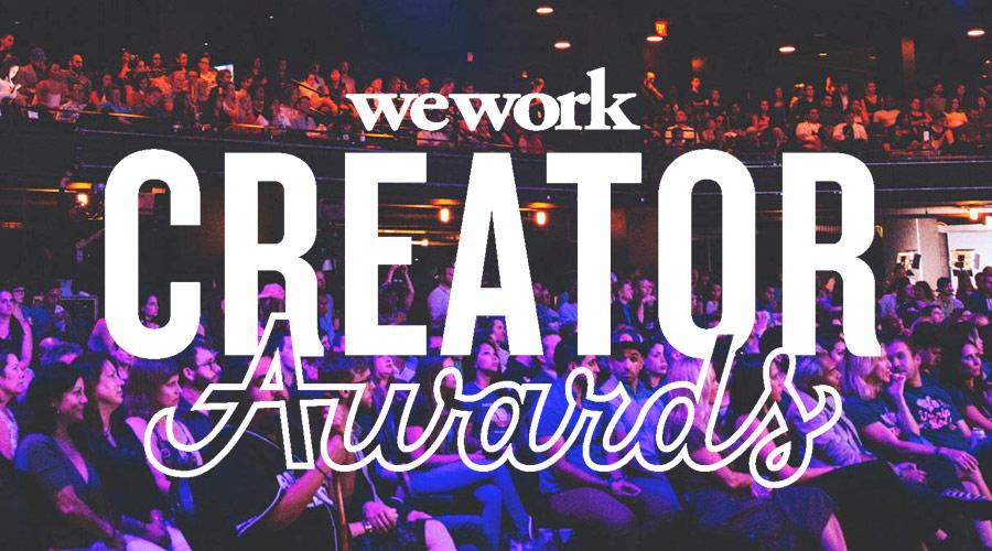 Iniciativa global da WeWork promete 2 milhões de reais em prêmios