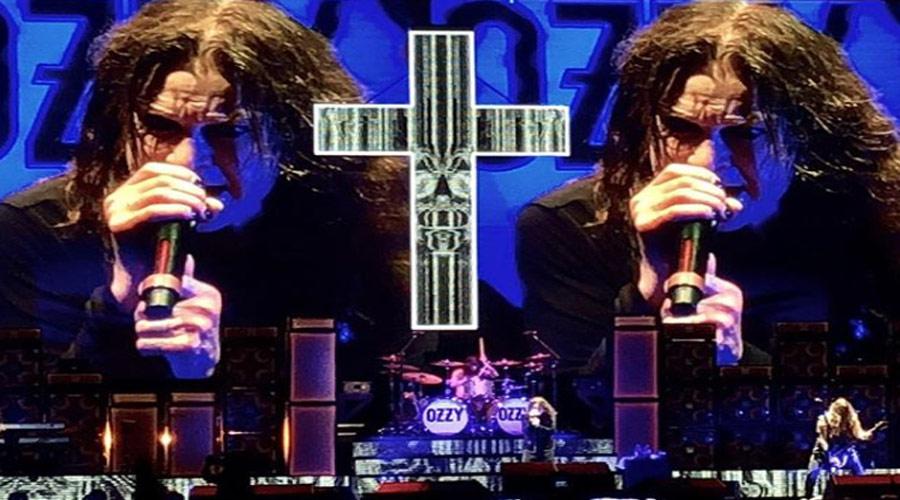 Show em SP: Ozzy Osbourne mostra o verdadeiro rock and roll